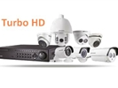 Hikvision Turbo HD camera's